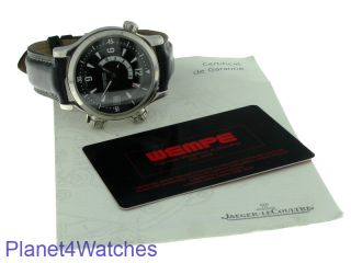 Jaeger LeCoultre Master Compressor Memovox Automatic Gents Watch