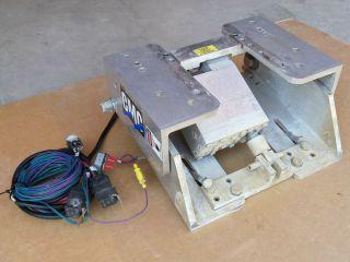 Outboard CMC Jack Plate Power Tilt and Trim Motor Mount