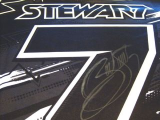 James Bubba Stewart Signed 7 Answer Replica Jersey Supercross