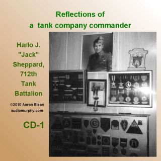 WW2 Audiobook Reflections of A Tank Company Commander