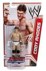 Cody Rhodes WWE Mattel Basic Series 18 Action Figure Toy 36