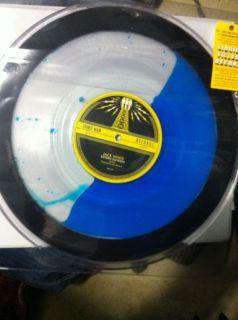 Jack White Sixteen Salteens Liquid Filled Record. 12 Third Man RSD