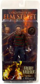 Freddy Krueger Nightmare on Elm Street NECA Cult Classic Movie Maniacs