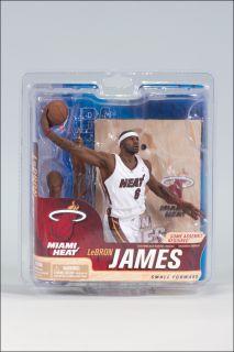 Lebron James Miami Heat NBA McFarlane Series 21 PRESALE