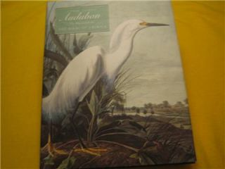John James Audubon The Watercolors for The Birds of America Hardcover