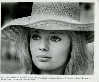 Jacqueline Bisset Secret World Orig Still C14