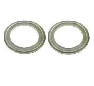 Spa Hot Tub Jacuzzi 2 O Ring Gaskets for Pump Union Split Nuts Pair