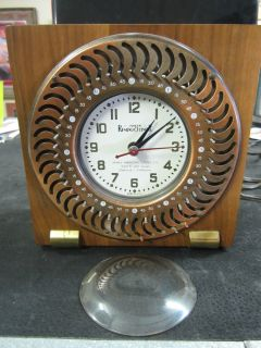 Vintage James Remind O Timer Clock Model TV