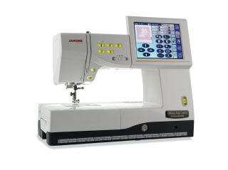 Janome Memory Craft 11000 SE   Sewing, Embroidery and Quilting Machine
