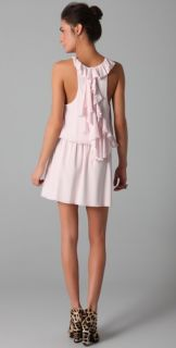 alice + olivia Alaina Drop Waist Dress