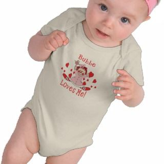 Bubbe Loves me Rag Doll T shirt
