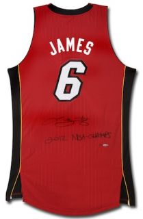 2012 NBA Finals MVP LeBron James has finally one a championship and he