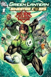 Green Lantern Sinestro Corps DC Comic Book Superhero Poster 24 x 36