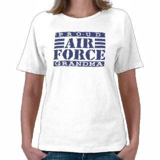 Air Force Grandma T Shirt