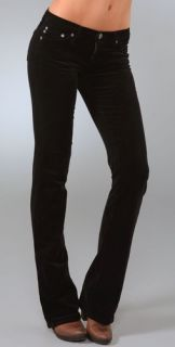 AG Adriano Goldschmied Angel Boot Cut Corduroy Pants
