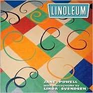 Linoleum Floor Covering Large Coffee Table Book Brand New Hardcover