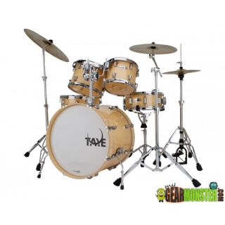 TAYE DRUMS PROX PX520J 20 JAZZ 5 PIECE DRUM SET SHELL PACK   NATURAL