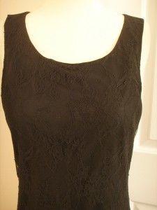 Alice Olivia Randi Ruffle Lace Tank Dress Size 0