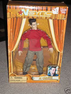 NSYNC JC Chasez Collectible Marionette Doll