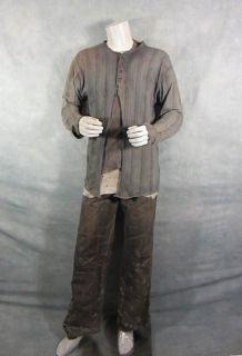 Terra Nova Jim Shannon Jason OMara Screen Worn Prison Uniform ID Card