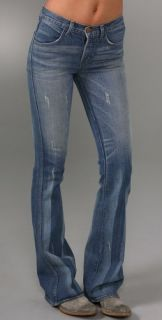 J Brand Henderson High Rise Boot Cut Jeans