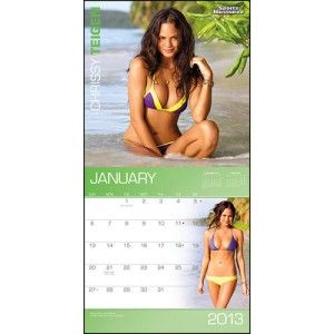 Sports Illustrated Swimsuit SI 2013 Wall Calendar