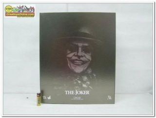 DX08 Joker Batman Jack Nicholson Hot Toys UPC 4897011174181 15983