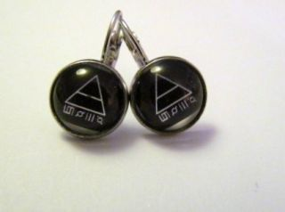 30 Seconds to Mars Jared Leto Black Echelon Cool Bubble Lever Back