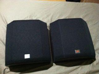 JBL Northridge E10 E Series Bookshelf Speakers Pair