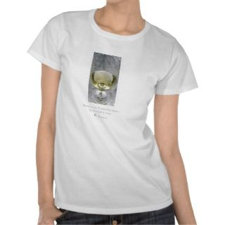 White Wine Tee Shirt
