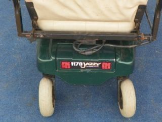 Jazzy 1170 Electric Wheelchair NO WORKING  We SHIP