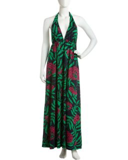 JB by Julie Brown Poppy Print Maxi Dress