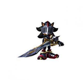 Hedgehog 5 inch Metallic Series Sir Lancelot Shadow Jazwares