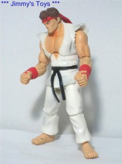 HC12 Jazwares Street Fighter Ryu 4 Action Figure