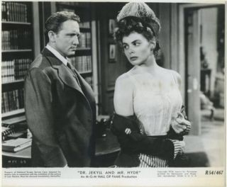 Tracy Ingrid Bergman R54 Still Photo of Dr Jekyll and Mr Hyde