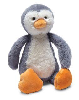 Jellycat Bashful Penguin Medium Stuffed Animal Plush New