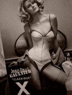 CLASSIQUE X JEAN PAUL GAULTIER FOR WOMAN 1.6 OZ.UNBOXED EDP.& FREE