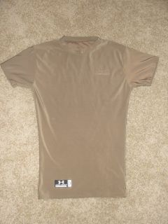 New under armour tactical multicam camo heatgear loose fit for Under armour brown t shirt