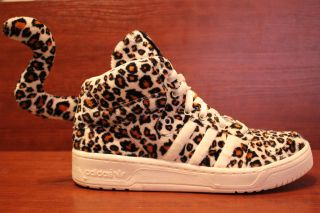 Adidas Jeremy Scott Leopard V24536 ObyO Panda America Originals 2 0