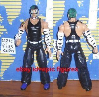 Jeff Hardy TNA Deluxe Figure Jakks Impact 4 New WWE