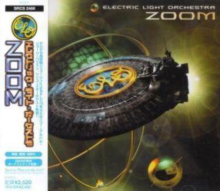 Light Orchestra Zoom 1 Japan CD OBI SRCS 2466 Jeff Lynne ELO