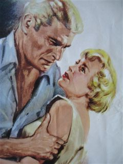 Stranger in My Arms June Allyson Jeff Chandler Mary Astor 1959
