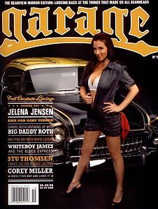 New Garage Magazine Issue 19 Hotrod Jelena Jensen