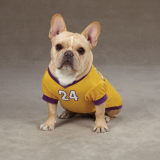 Kobe Bryant Dog Jersey Game Day La Lakers Dog Sports Shirts 24
