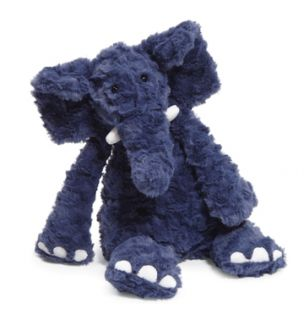 Jellycat Charmed EDMUNDO Elephant New Stuffed Animal Plush