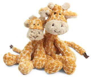 Jellycat Merryday Giraffe Medium Stuffed Animal Plush New