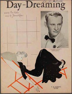 Day Dreaming Gus Kahn and Jerome Kern Sammy Kaye 1941 Sheet Music