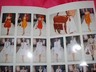 CELINE fashion bag accessories catalog 2006 Jessica STAM look book