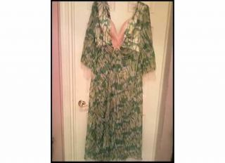 Jennifer Lopez J Lo Plunging Green Grammy Funny Dress