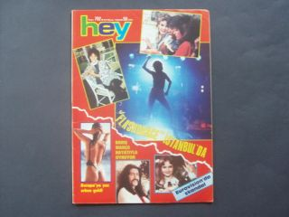 Jennifer Beals Cover R Chamberlain Edy Williams 32092
